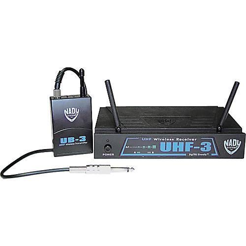 Nady UHF-3 Instrument Wireless System