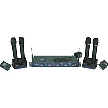 VocoPro UHF-5805 Plus Rechargeable Wireless System with Mic Bag Level 1 Band 3