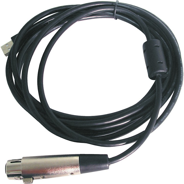 Nady UIC-10 USB Interface Cable - 10'