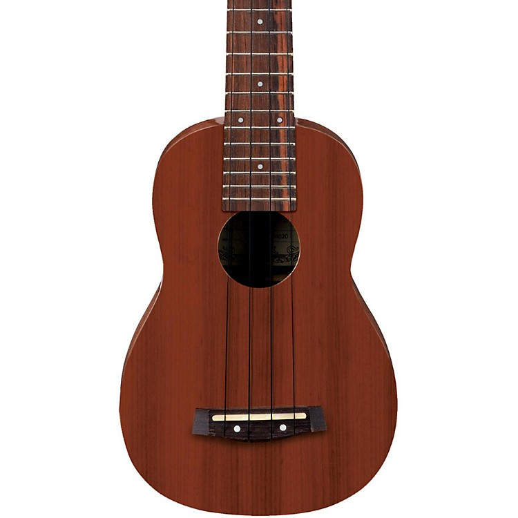 Ibanez UKS10 Ukulele Soprano with Bag Natural