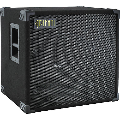 Epifani UL-115 Ultralight Club Collection Bass Speaker Cabinet