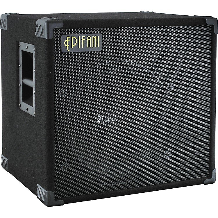 EpifaniUL-115 Ultralight Club Collection Bass Speaker Cabinet