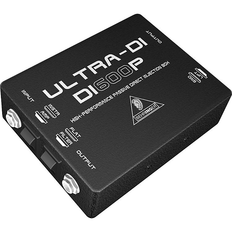 BehringerULTRA-DI DI600P Passive Direct Box