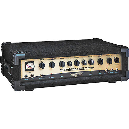 Behringer ULTRABASS BX4500H Bass Amp Head