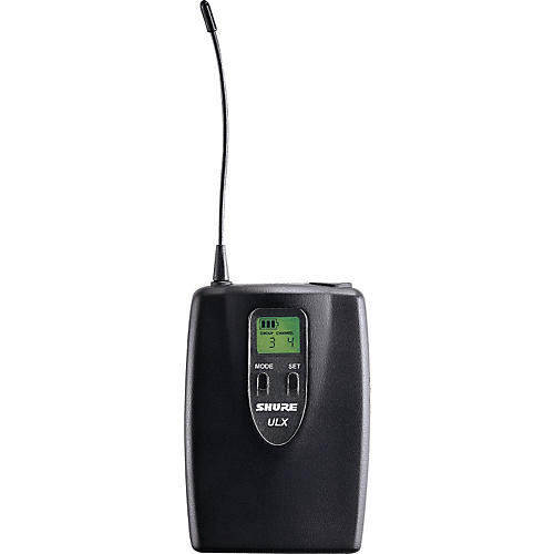 Shure ULX-1 Bodypack Transmitter with 4-Pin