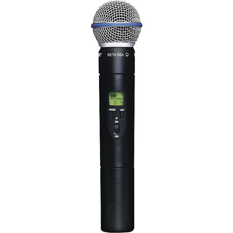 ShureULX2/BETA58 Wireless Handheld Transmitter MicrophoneM1