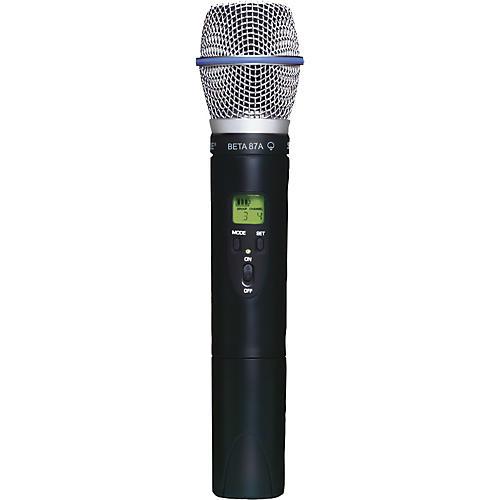 Shure ULX2/Beta87A Wireless Handheld Transmitter Microphone J1