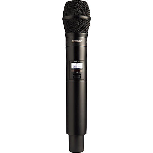 Shure ULXD2/KSM9 Handheld Wireless Microphone Transmitter-thumbnail