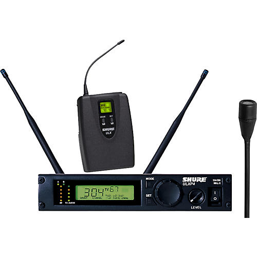 Shure ULXP14/50 Lavalier Wireless Microphone System-thumbnail