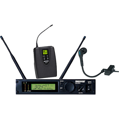 270809000793000 00 500x500 shure ulxp14 98h instrument wireless system musician's friend Shure Beta 87A at reclaimingppi.co