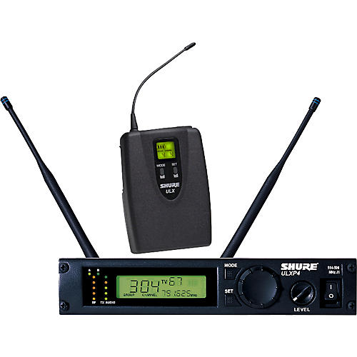 Shure ULXP14 Instrument Wireless System