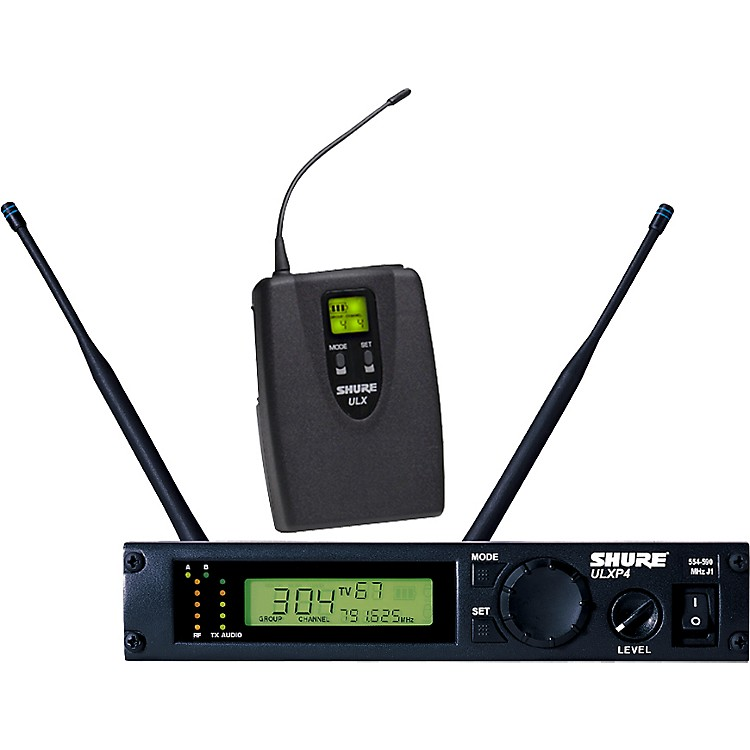 Shure ULXP14 Instrument Wireless System M1