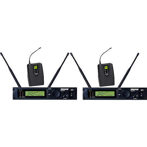Shure ULXP14D Dual Guitar/Bass Wireless System