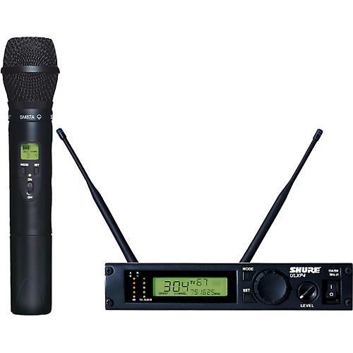 Shure ULXP24/87 Handheld Wireless Microphone System
