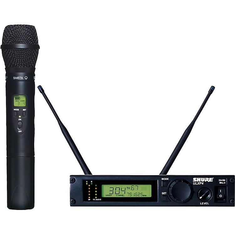 ShureULXP24/87 Handheld Wireless Microphone SystemM1