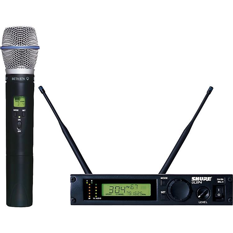 ShureULXP24/BETA87A Handheld Wireless Microphone System