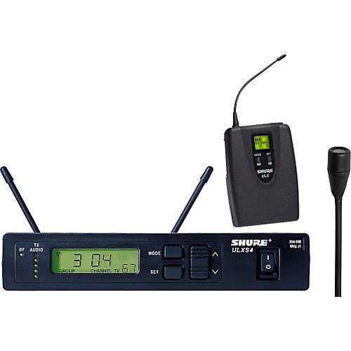 Shure ULXS14/50 Wireless Standard Lavalier System