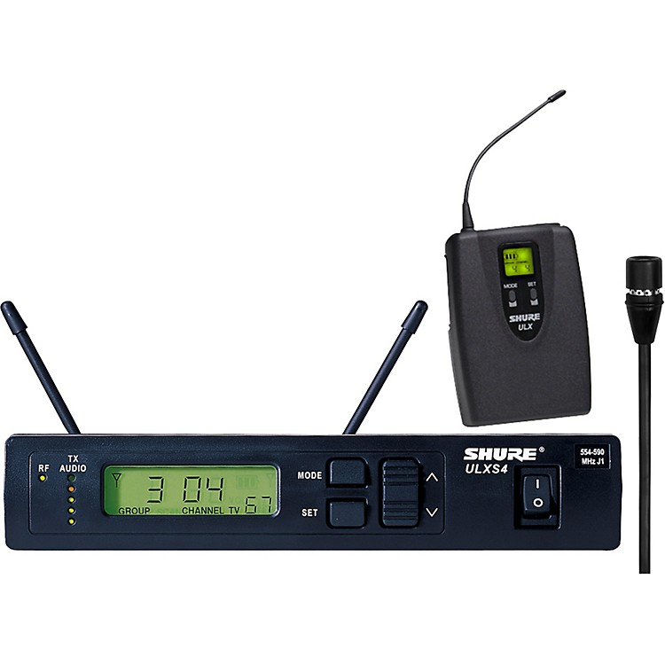 Shure ULXS14/51 Lavalier Wireless System