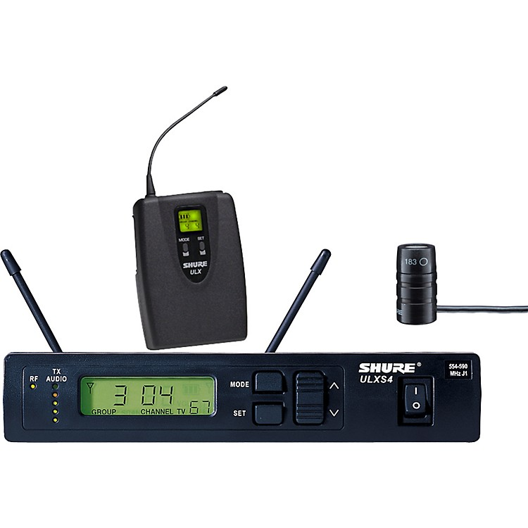 Shure ULXS14/83 Lavalier Wireless System
