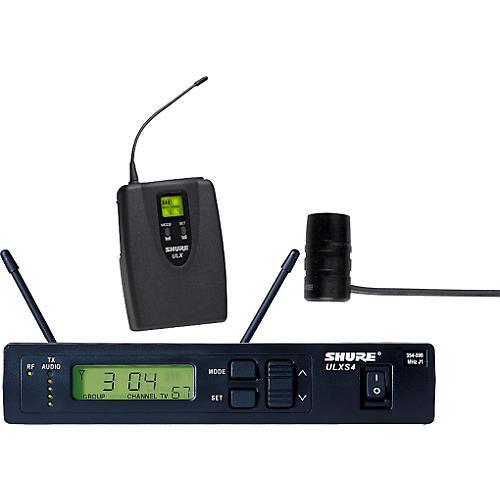 Shure ULXS14/84 Lavalier Wireless System