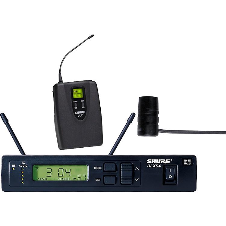 ShureULXS14/84 Lavalier Wireless System