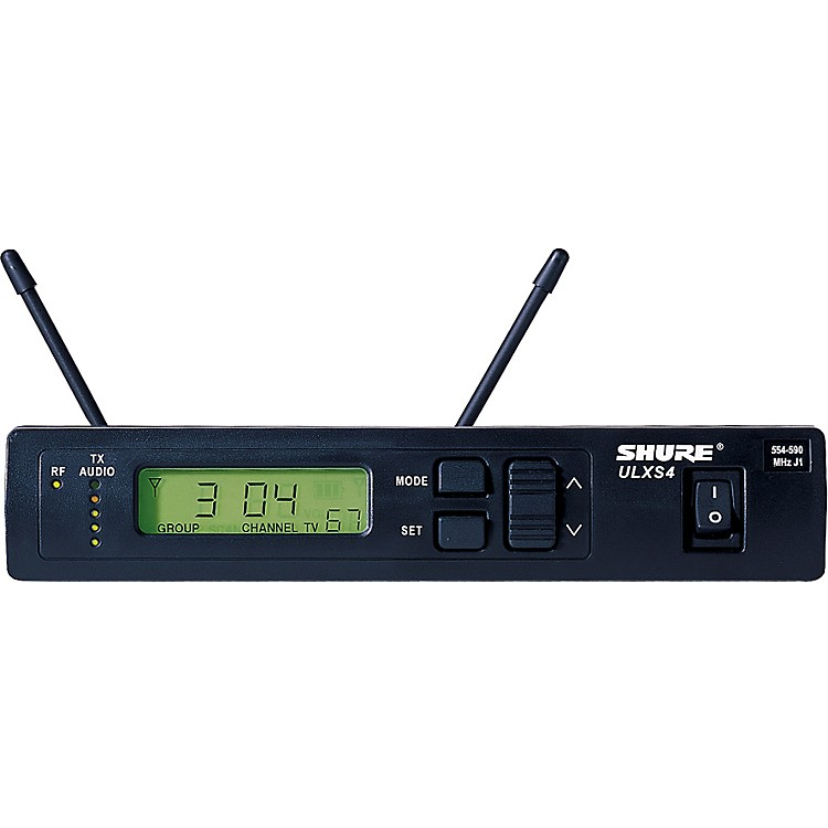 ShureULXS4 Standard Wireless Receiver
