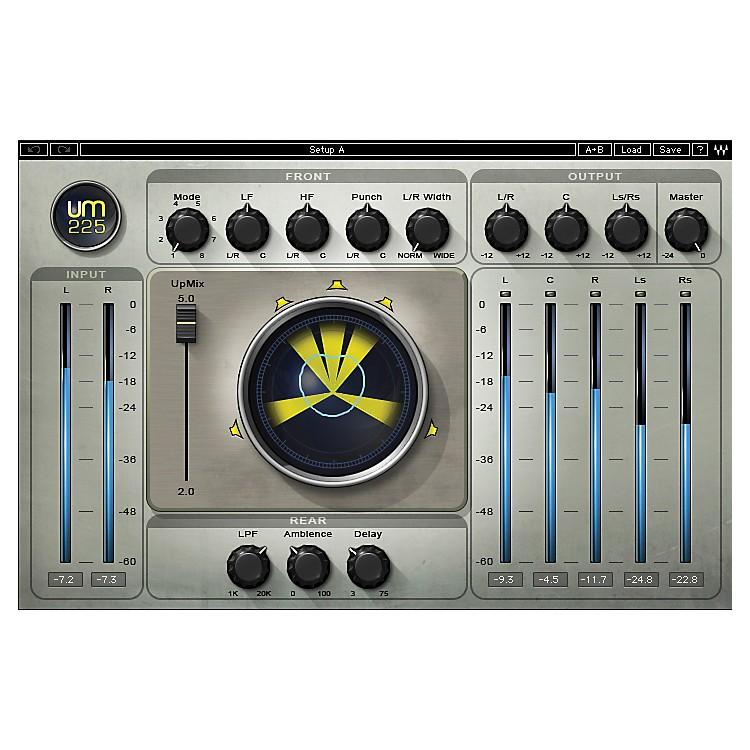 WavesUM225 / UM226 TDM/SOUNDGRIDSoftware  Download
