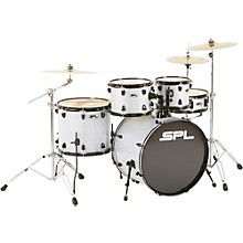 Sound Percussion Labs UNITY 5-Piece Shell Pack Silver Sparkle