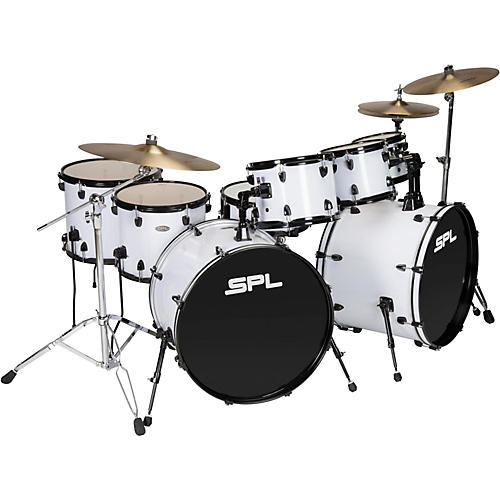 Sound Percussion Labs UNITY 8-Piece Double Bass Drum Shell Pack-thumbnail