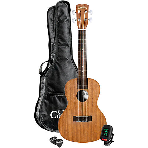 Cordoba UP100 Ukulele Pack Natural