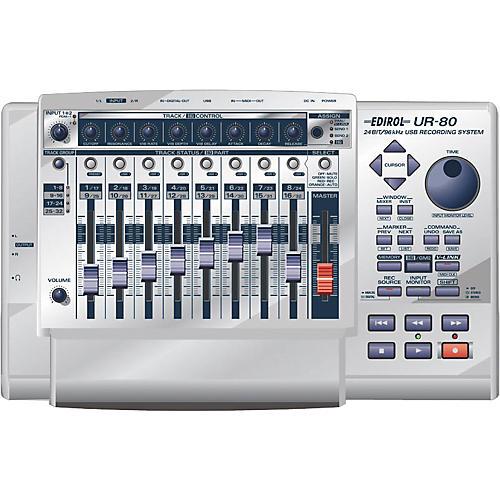 Edirol UR-80 USB Recording System