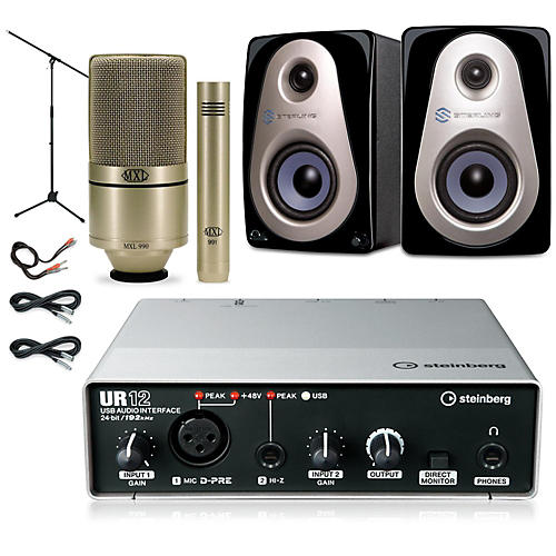 Steinberg UR12, MXL 990/991, MX3 Package-thumbnail