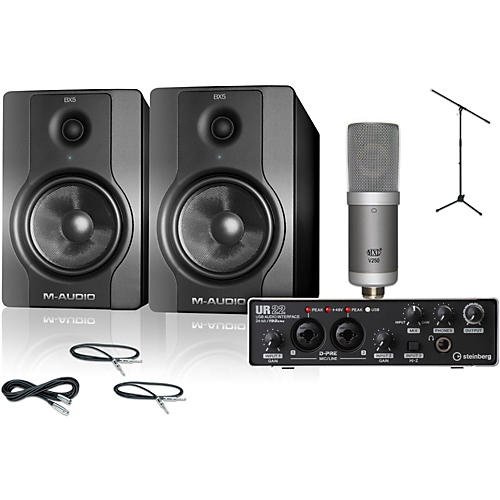 Steinberg UR22 BX5 MXL 990 Package-thumbnail
