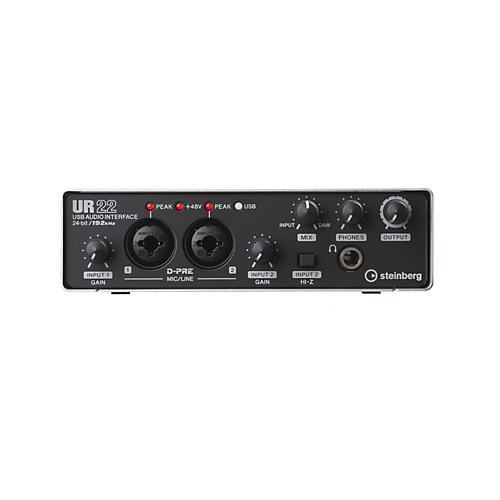 Steinberg UR22 USB2.0 Audio Interface-thumbnail