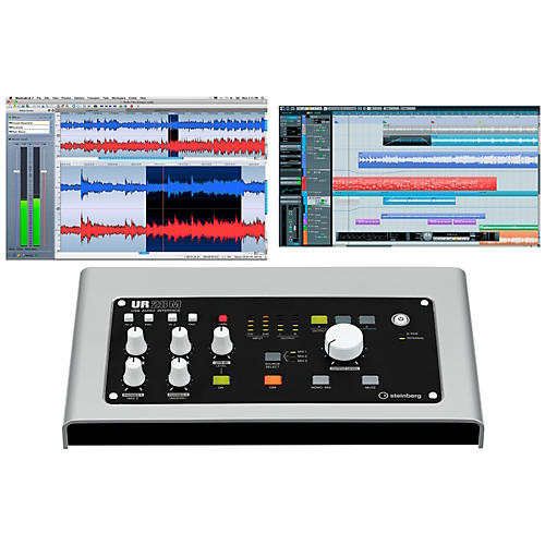 Steinberg UR28M USB 2.0 Audio Interface with DSP FX USB 2.0 Audio Inetrface with DSP FX