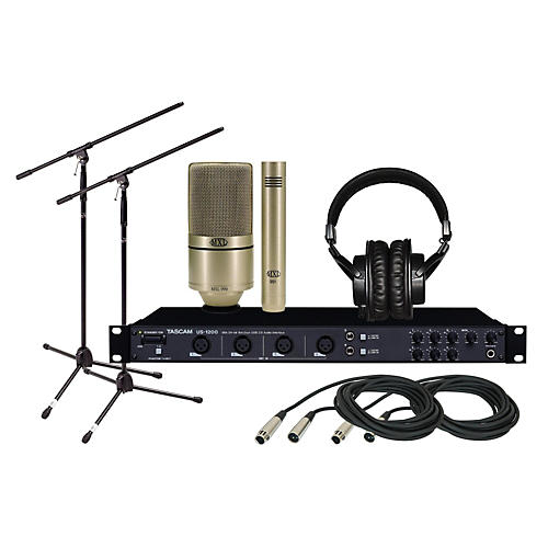 TASCAM US-1200 MXL Package