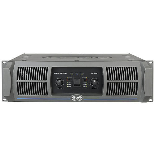 B-52 US-5000 2-Channel 900W Power Amplifier