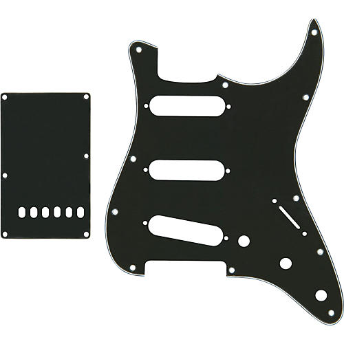 ProLine US Strat Pickguard SSS with Back Plate