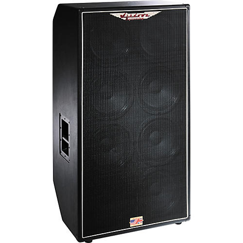 Ashdown USA 1600W 8x10 4-Ohm Bass Cabinet