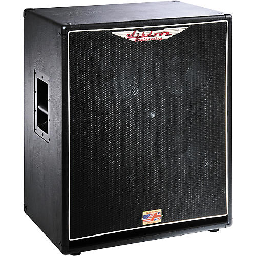 Ashdown USA 410H 1050W 4x10 8-Ohm Bass Cabinet