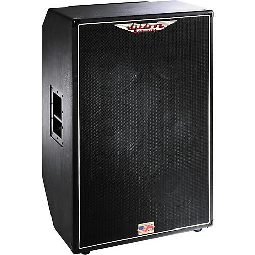 Ashdown USA 610 1200W 6x10 4-Ohm Bass Cabinet