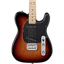 G&L USA ASAT Special Maple Fingerboard Electric Guitar 3-Tone Sunburst Black Pickguard