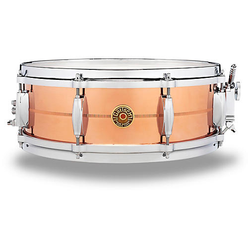 Gretsch Drums USA Copper Snare Drum-thumbnail