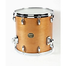 Gretsch Drums USA Custom Floor Tom Drum Satin Classic Maple 14 x 14 in.