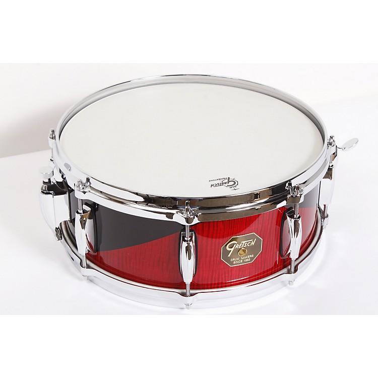 Gretsch DrumsUSA Custom Harlequin Finish Snare Drum