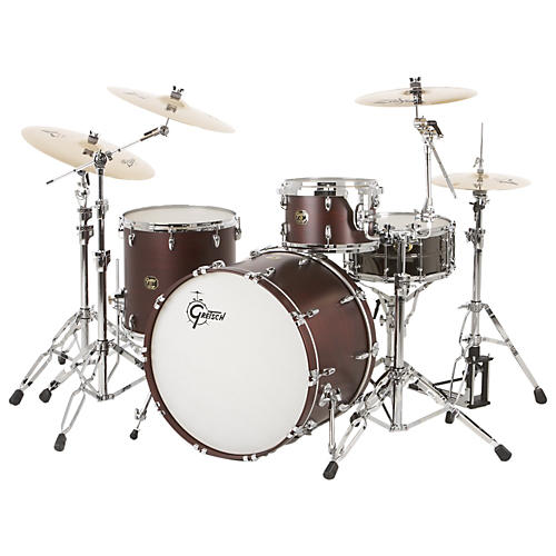 Gretsch Drums USA Custom QD 3-Piece Rock Drum Shell Pack