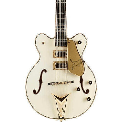 Gretsch Guitars USA Custom Shop Tom Petersson Signature 12-String Falcon Electric Bass Guitar-thumbnail