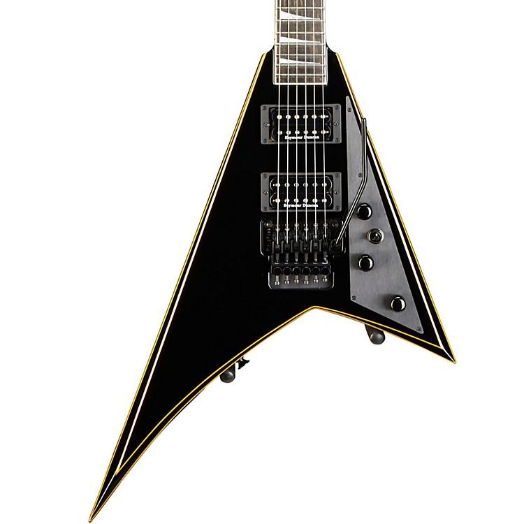 JacksonUSA RR1 Randy Rhoads Select Series Electric GuitarBlack w/Gold Pinstripes