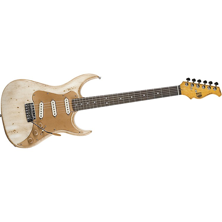 Axl USA SRO Electric Guitar Off White