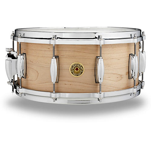 Gretsch Drums USA Solid Maple Snare Drum-thumbnail